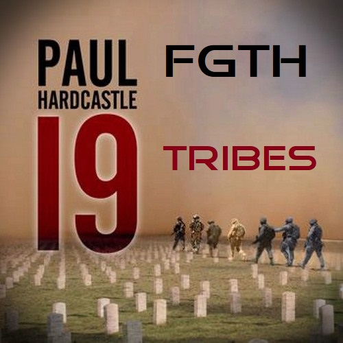 Paul Hardcastle vs Frankie Goes To Hollywood - 19 Tribes (2021)