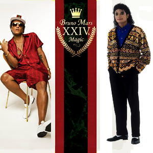 """Do You Remember 24K Magic"" (Bruno Mars vs. Michael Jackson)"