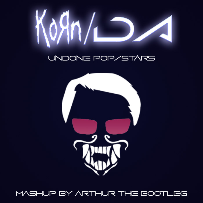 Undone POP/STARS (Metal Version) [Korn Vs K/DA]