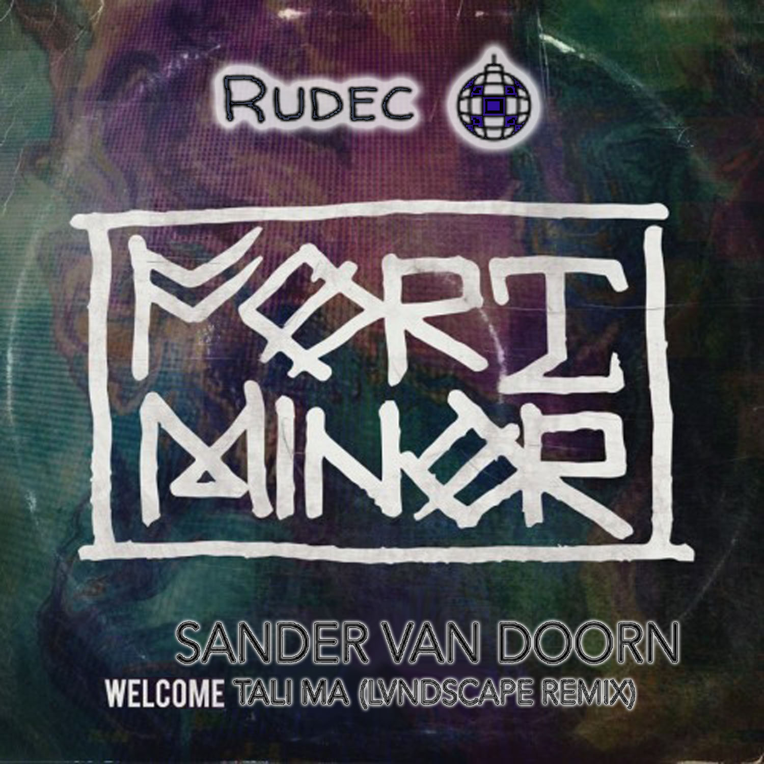 Fort Minor - Welcome (but it's playing Sander Van Doorn - Ori Tali Ma (LVNDSCAPE Remix))