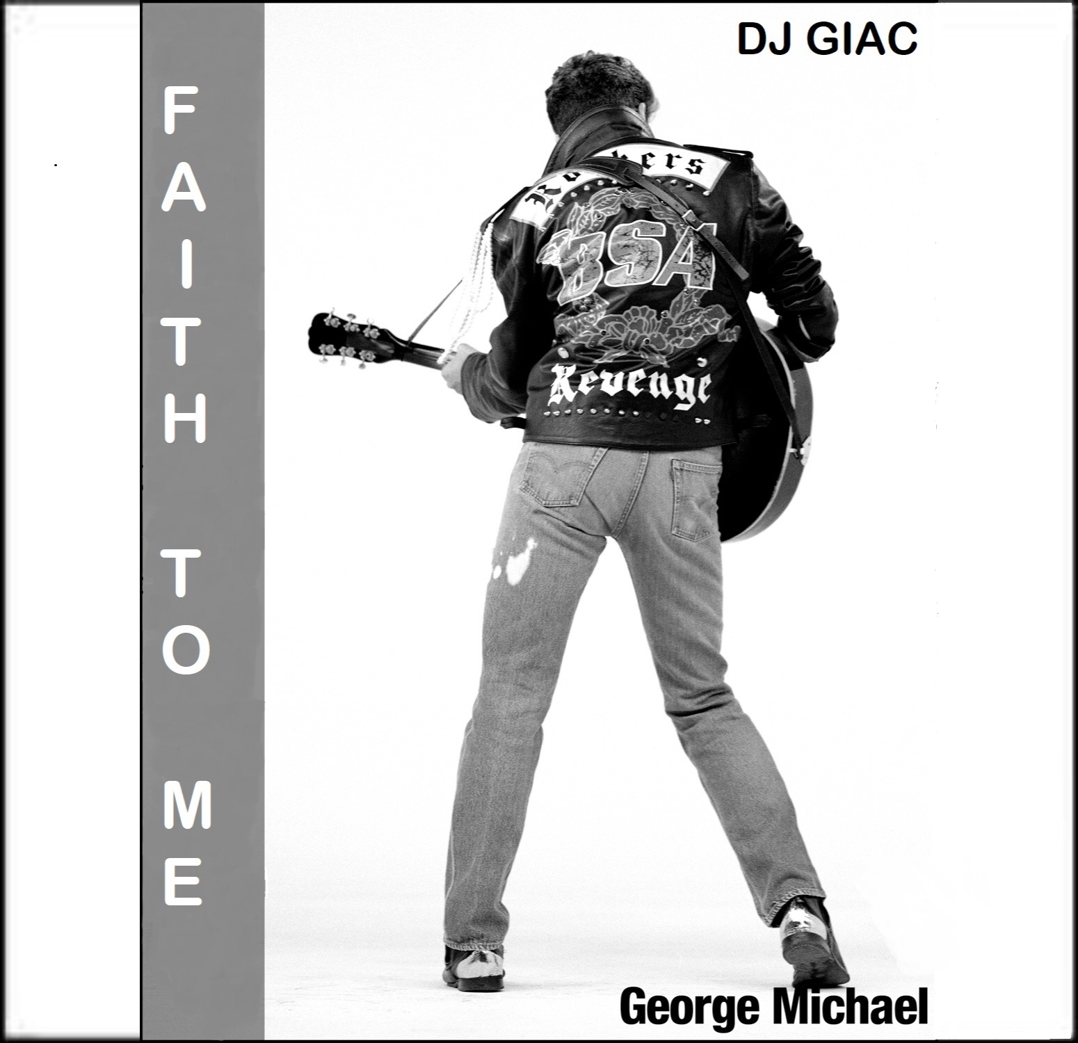 George Michael vs The Cure - Faith To Me (2019)