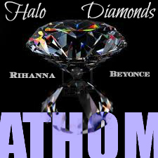 Halo Diamonds