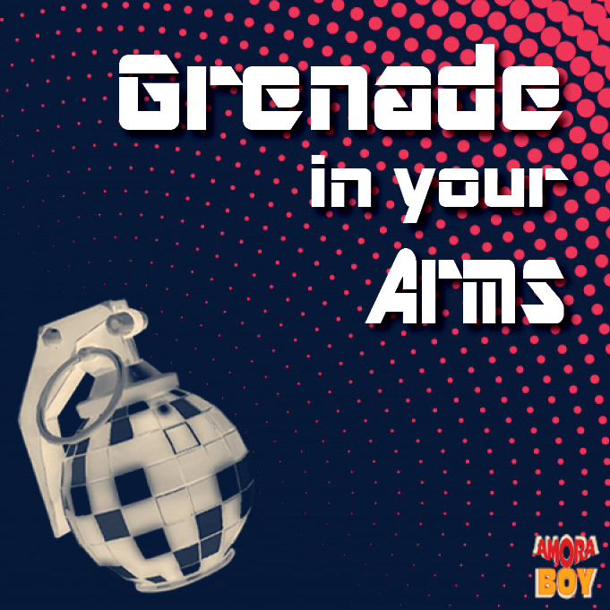 Grenade in your arms (Clara Luciani vs Cutting Crew) - 2019