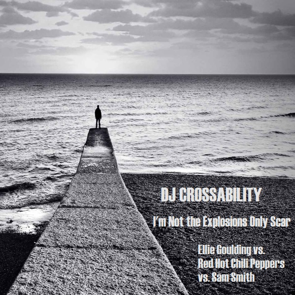 DJ CROSSABILITY - I'm Not The Explosions Only Scar (Ellie Goulding vs. RHCP vs. Sam Smith)