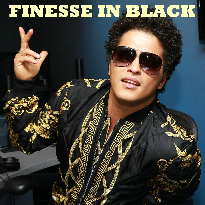 JBmash - Finesse in black