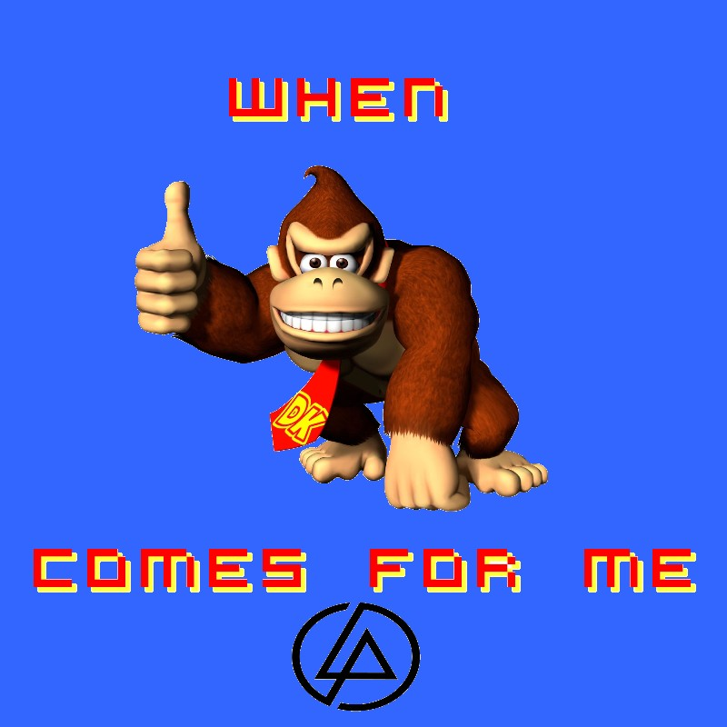 When Donkey Kong Comes For Me (David Wise Vs Linkin Park) (2017)