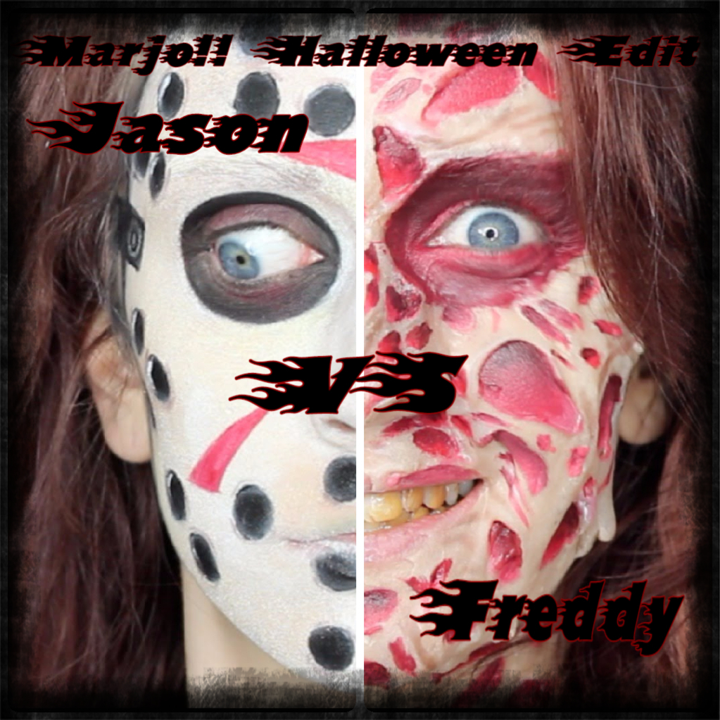 Jason vs Freddy - Marjo !! Edit