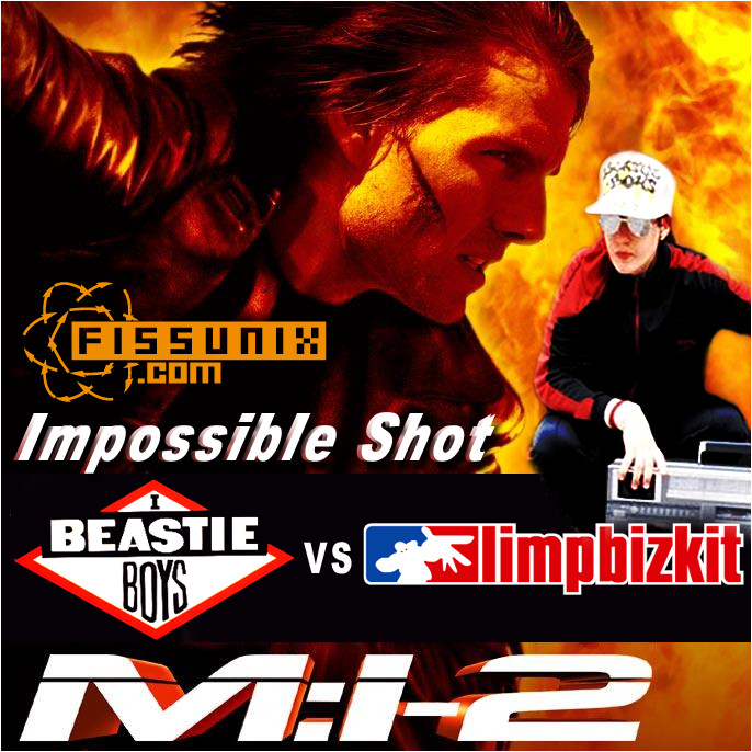 Impossible shot (Beastie Boys VS Mission Impossible) (2007)