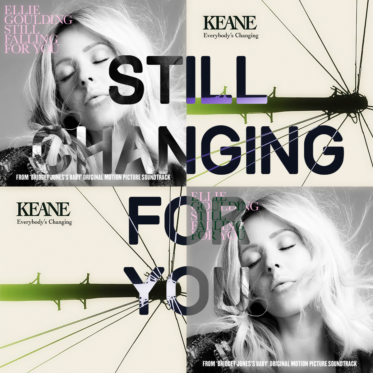 Ellie Goulding vs. Keane - Still Changing For You (SimGiant Mash Up)