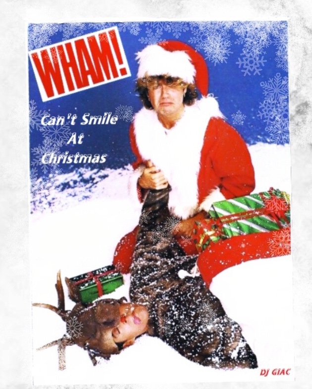 Wham! vs Barry Manilow - Can't Smile At Christmas (2019)