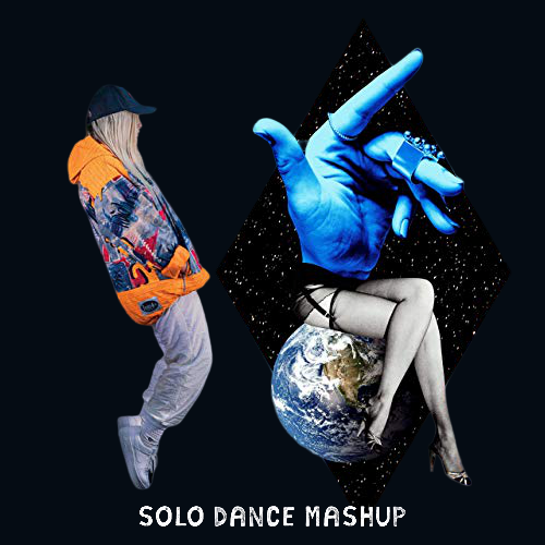 Tones and I, Clean Bandit & Demi Lovato - Solo Dance Mashup