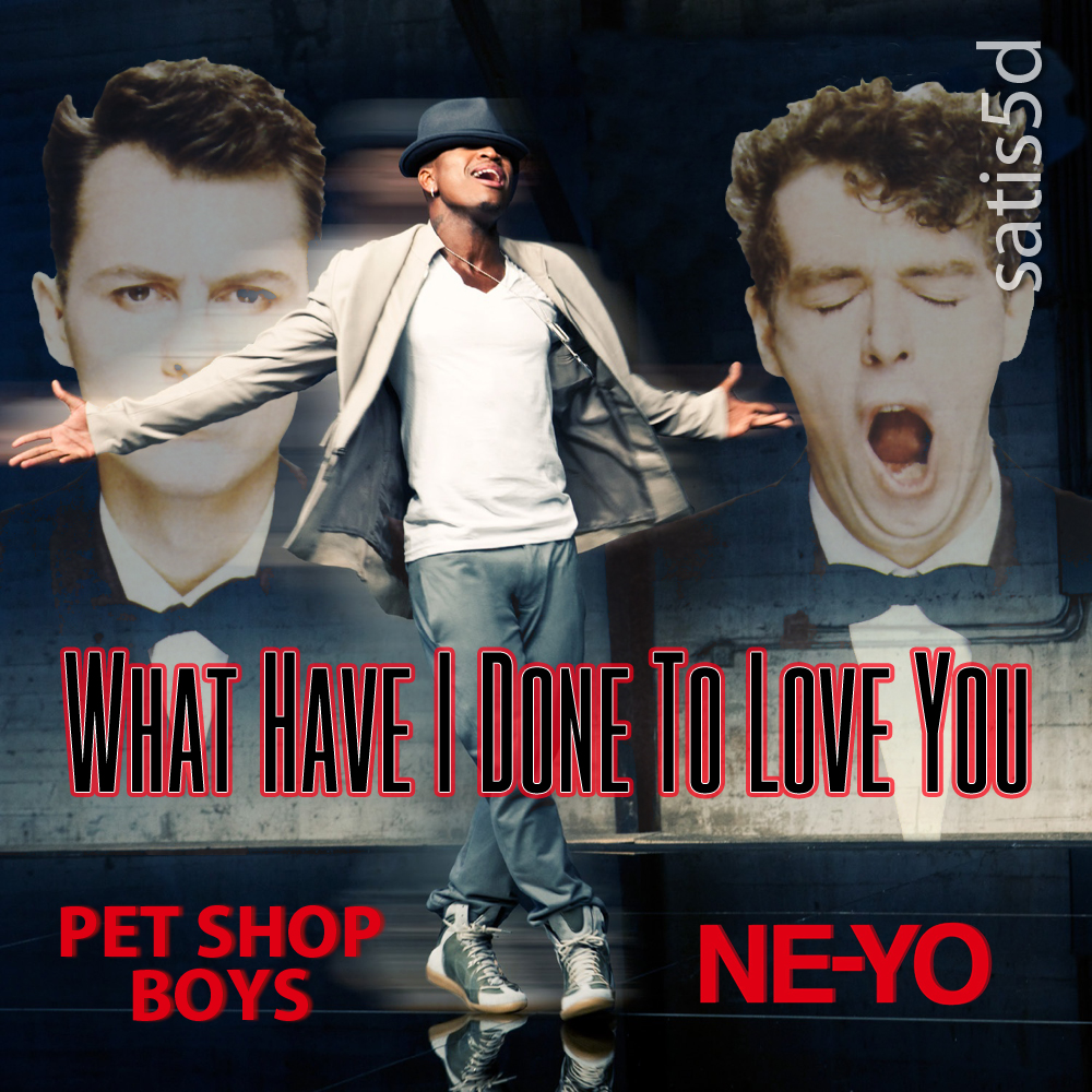 What Have I Done To Love You (Pet Shop Boys vs. Ne-Yo)