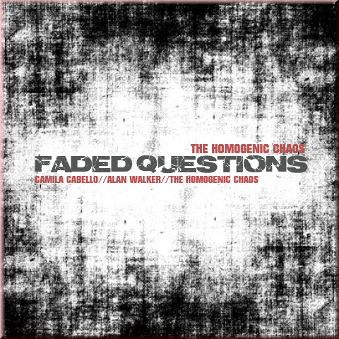 Camila Cabello vs. Alan Walker vs. The Homogenic Chaos - Faded Questions