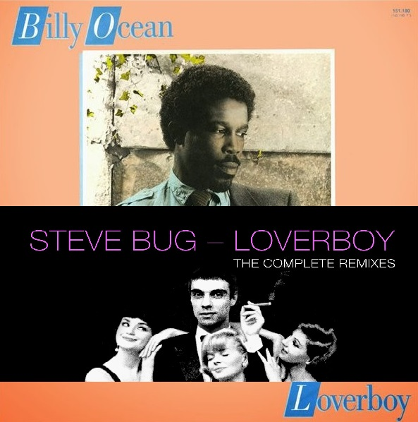Steve Bug ft Catz'n'Dogz vs Billy Ocean - Loverboys (Bastard Batucada Garotosdeprograma Mashup)