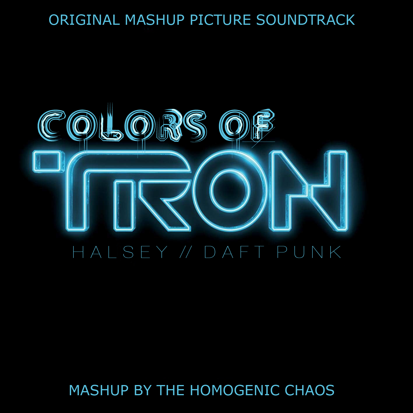 Halsey vs. Daft Punk - Colors of Tron
