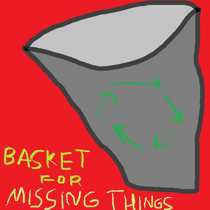 Basket For Missing Things (by GladiLord)