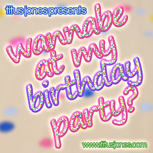 Wannabe At My Birthday Party (Katy Perry x The Spice Girls x Avril Lavigne x Lesley Gore x 50 Cent)