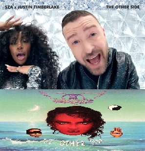 Justin Timberlake ft Sza vs Aerosmith - The other sides (Bastard Batucada Outrolados Mashup)
