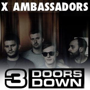 """Kryptonite Renegades"" (3 Doors Down vs. X Ambassadors)"