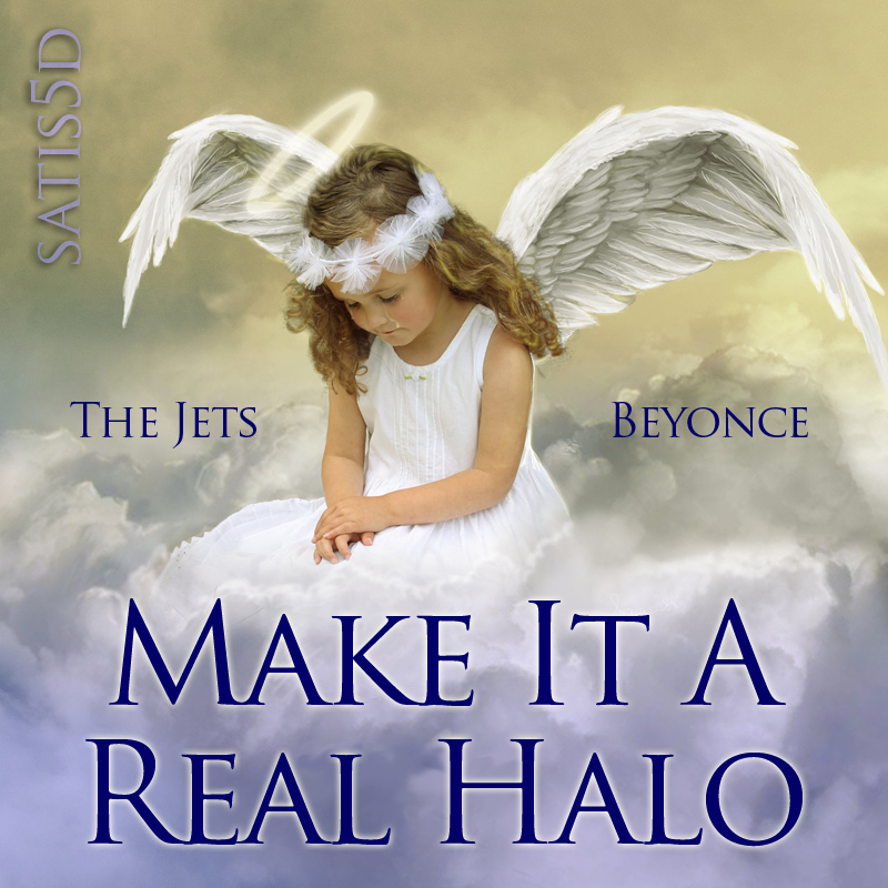 Make It A Real Halo (The Jets vs. Beyonce)