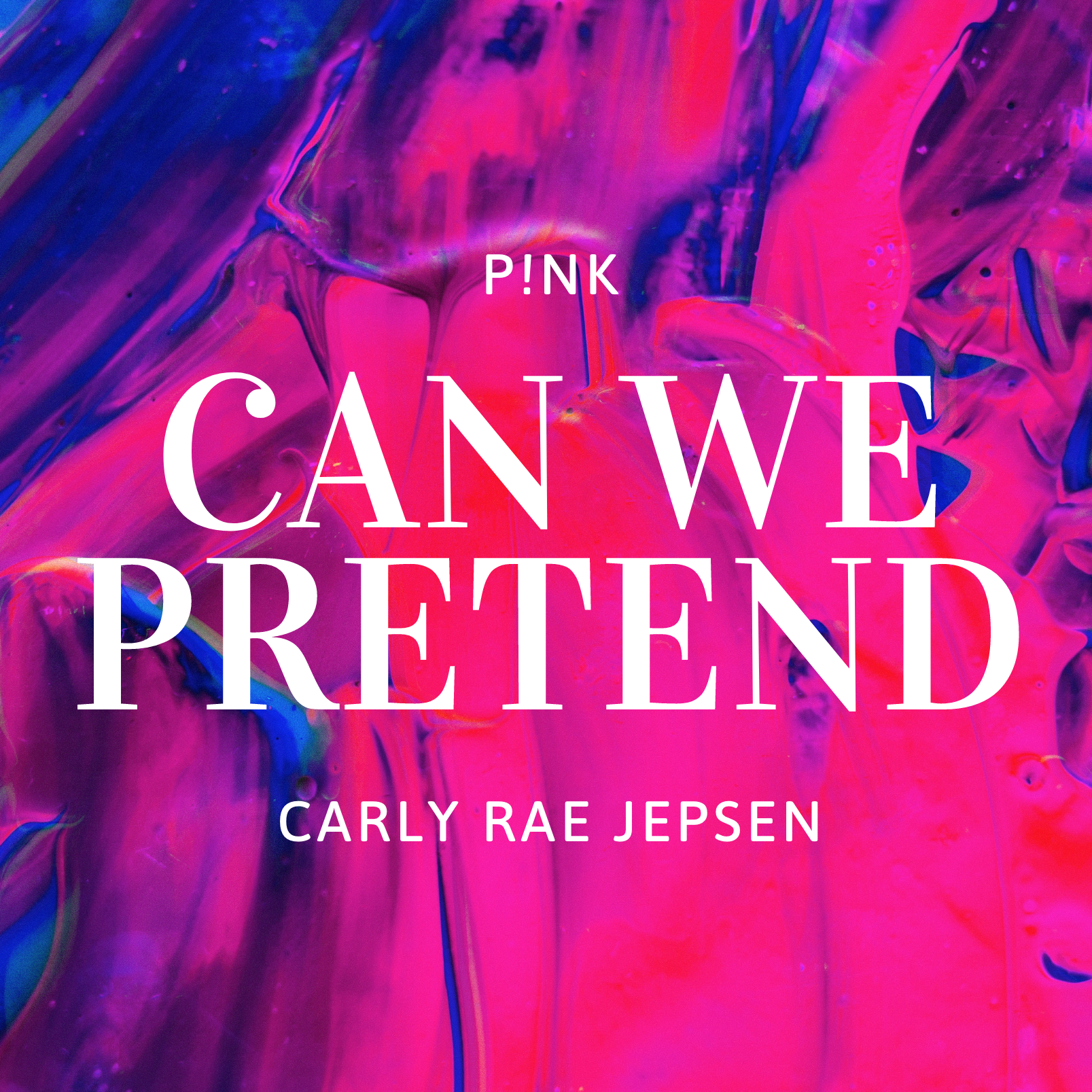 P!nk Vs. Carly Rae Jepsen - Can We Pretend (Mashup)