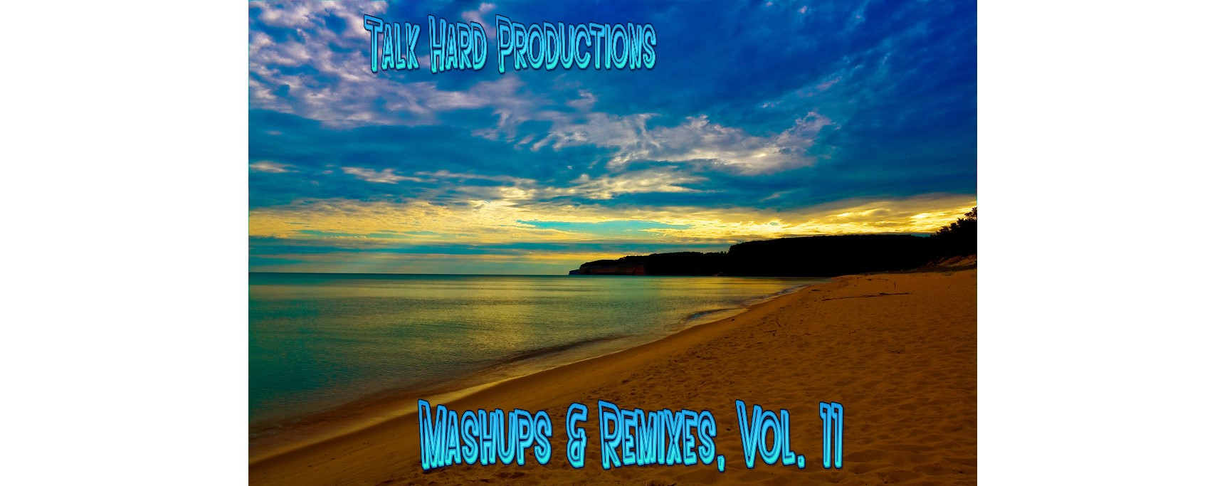 A Gangsta's Blinding Lights of Paradise - Coolio vs. The Weeknd (THP Mashup)
