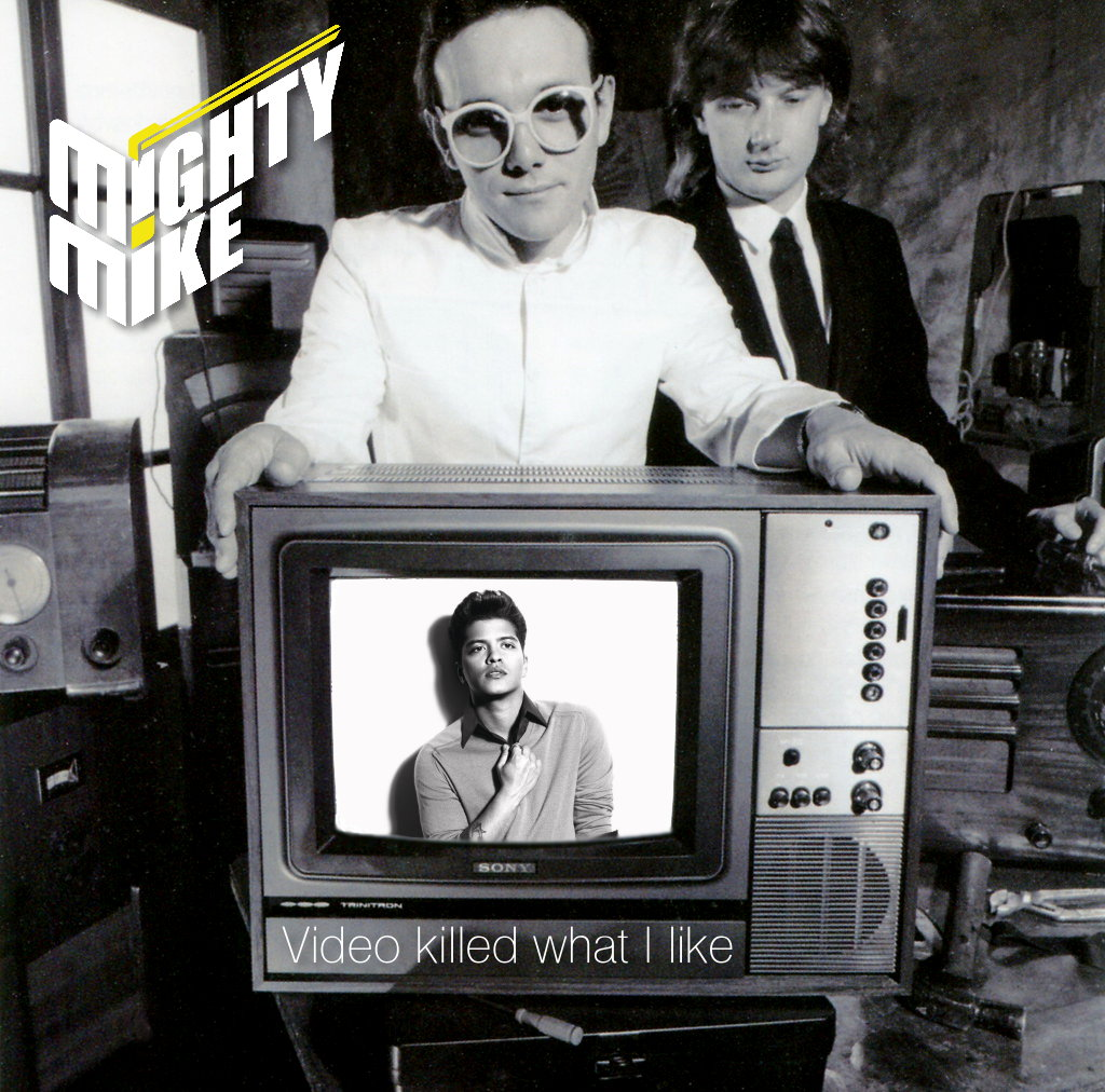 Video killed what I like (The Buggles / Bruno Mars) (2020)