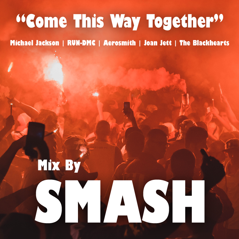 Come This Way Together (Michael Jackson vs. RUN-DMC ft. Aerosmith vs. Joan Jett & The Blackhearts)