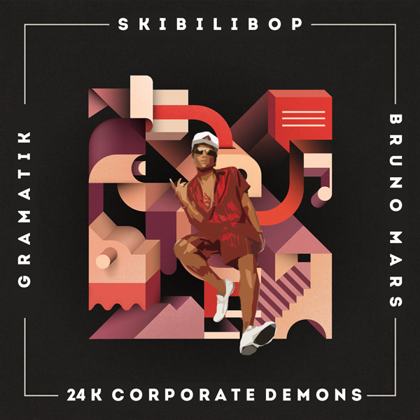 24k Corporate Demons (Bruno Mars vs Gramatik & Luxas)