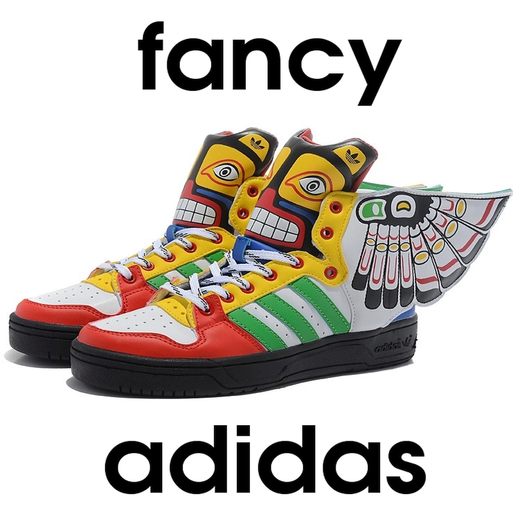 Fancy Adidas - RUN DMC vs. Iggy Azalea ft. Charli XCX