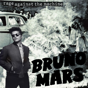 """""""The Renegades of Uptown Funk"""" (Rage Against The Machine vs. Mark Ronson fr. Bruno Mars)"""