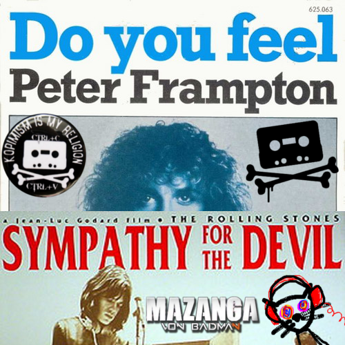Do You Feel Sympathy For The Devil (Peter Frampton Psymbionic Rolling Stones)96