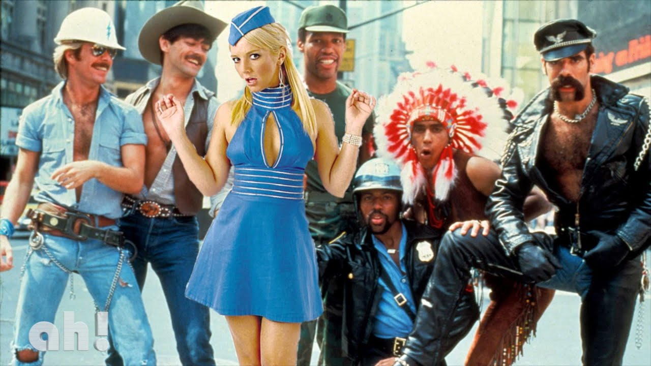 T.O.X.I.C. (Britney Spears vs. Village People)