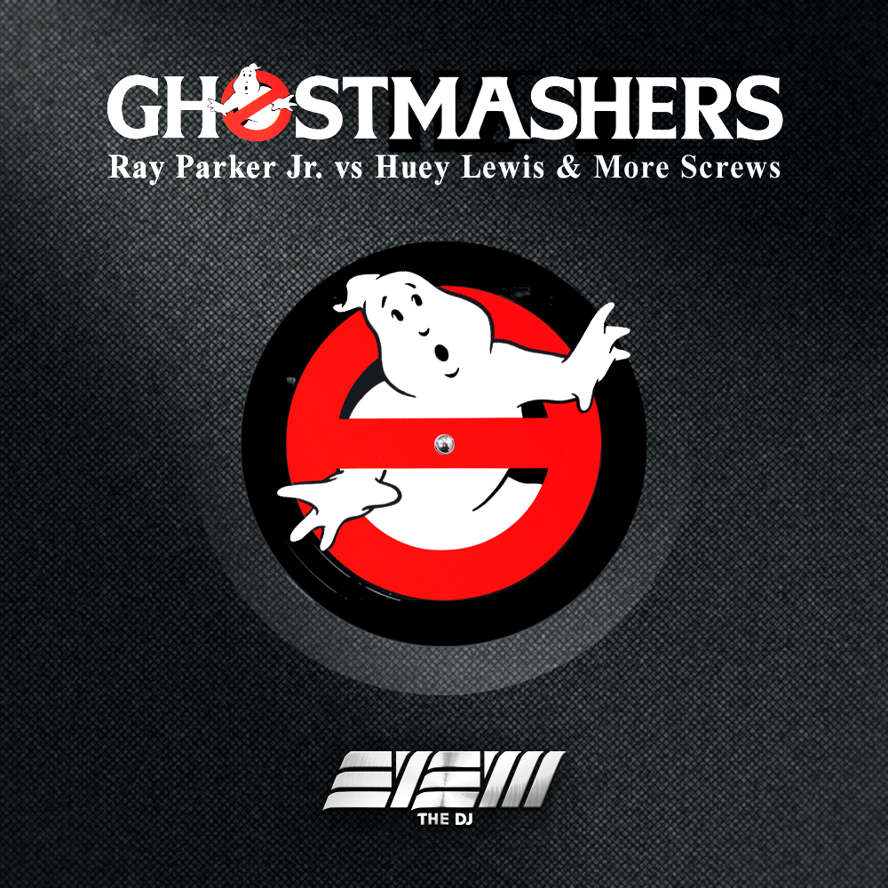 Ray Parker Jr. - Ghostmashers (Eye Ain't Afraid O' No Ghost)