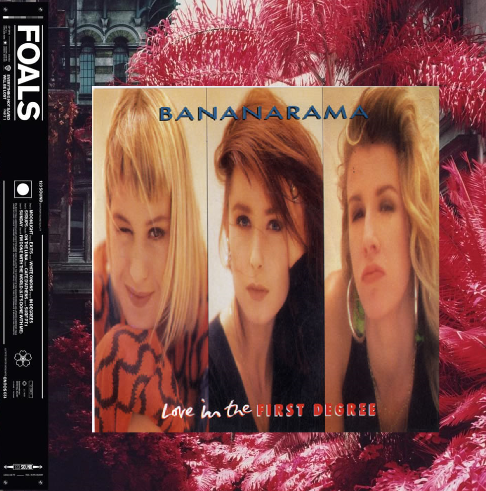 Foals vs Bananarama - Love in the first degrees (Bastard Batucada Escada Mashup)