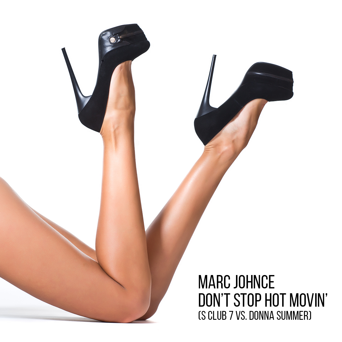 Marc Johnce - Don't Stop Hot Movin'