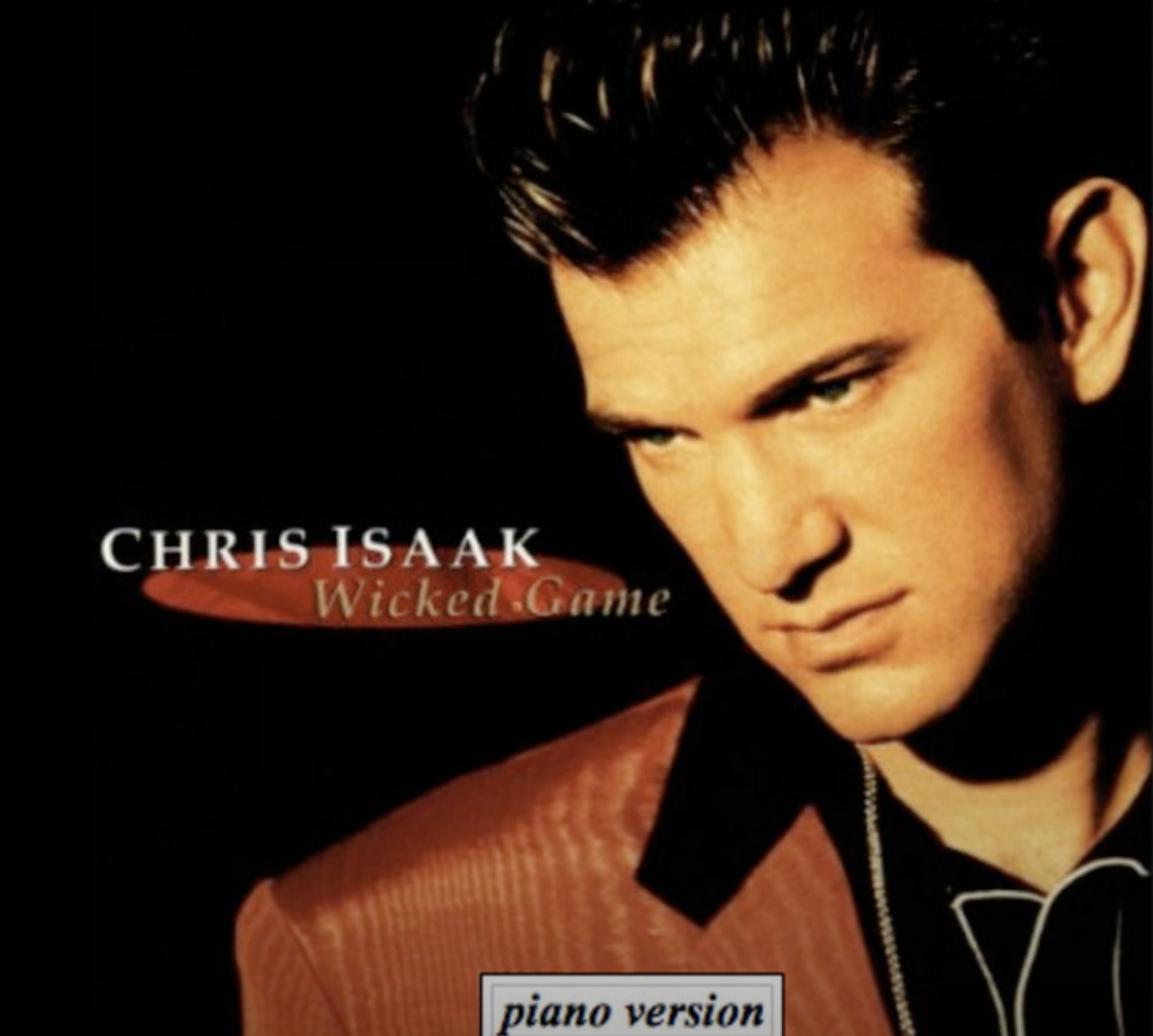 CHRIS ISAAK  Wicked game (piano version) (cover mashup by DoM)