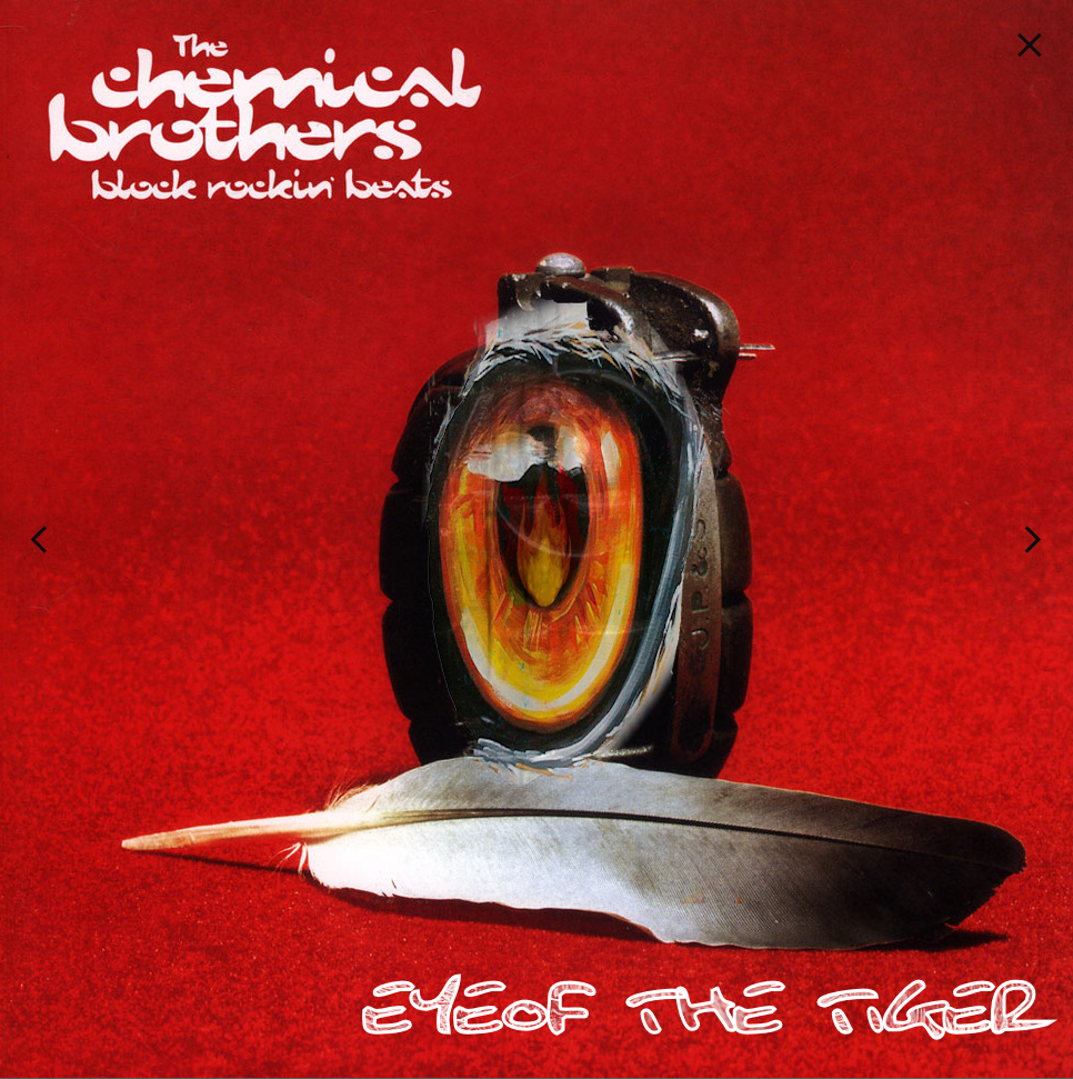Chemical Brothers Vs Survivor - Eye of the Beats