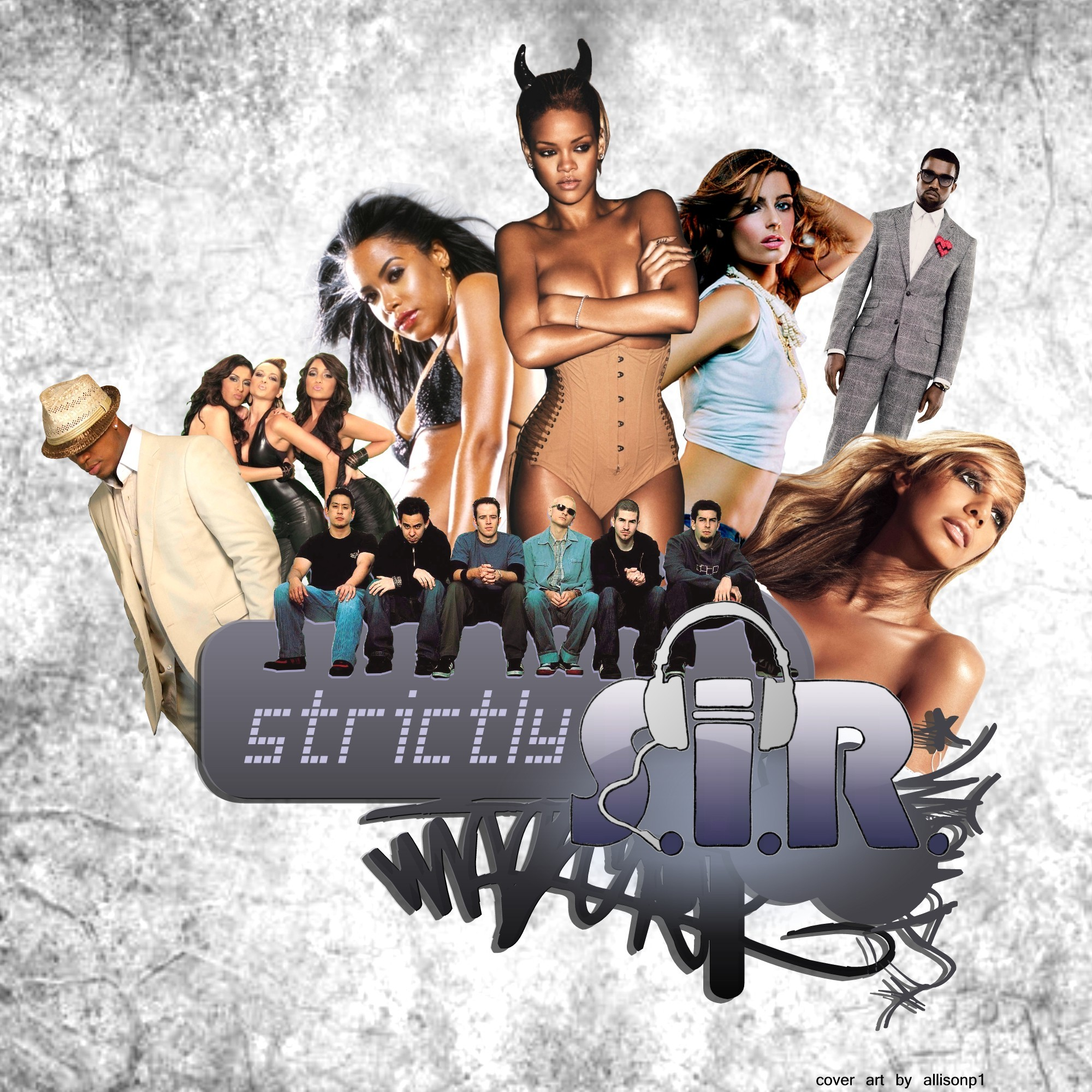 05 - Aaliyah vs. Chris Winland - Rock The Boat (S.I.R.'s Sunset Remix)