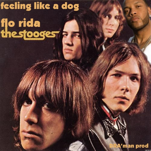 DRAman - Feeling like a dog (Funky Belek edit) (Flo Rida vs. The Stooges vs. Avicii)