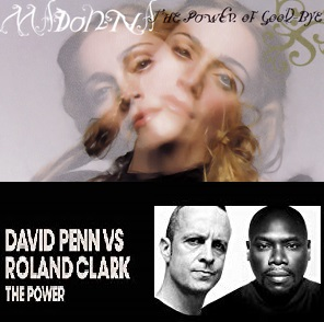 David Penn ft Roland Clark vs Madonna - The powers of goodbye (Bastard Batucada Tchauca Mashup)