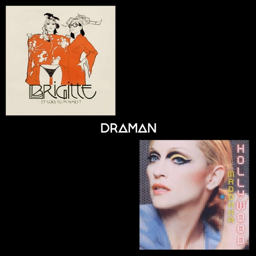 Brigitte Vs. Madonna - Hollywood dans ma benz