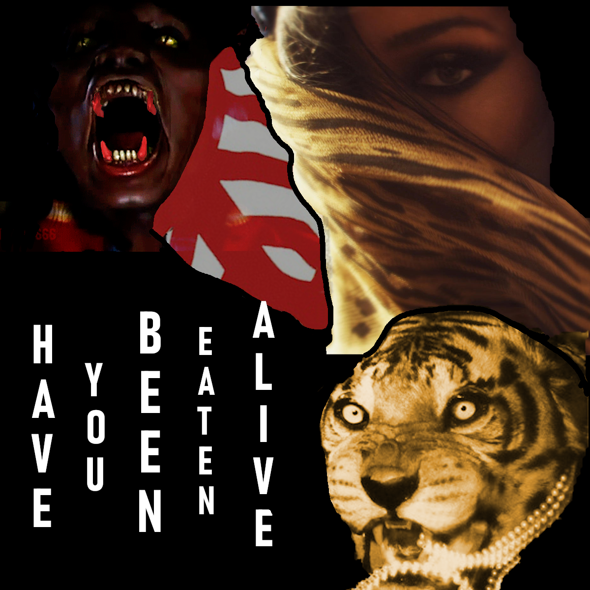 Have You Been Eaten Alive - Diana Ross & Michael Jackson vs. Rihanna