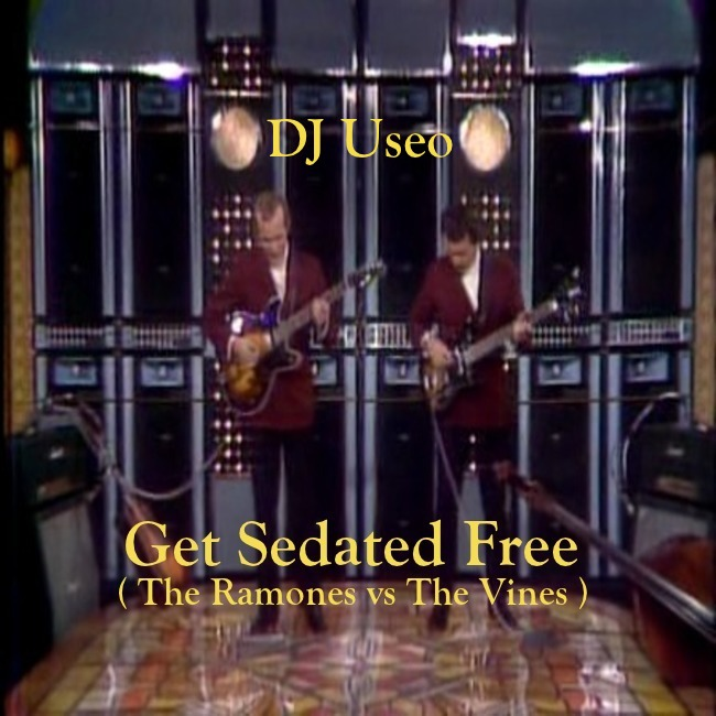 DJ Useo - Get Sedated Free ( The Ramones vs The Vines )
