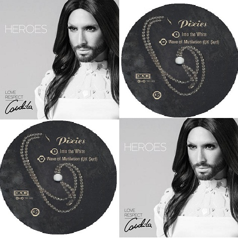 Heroes of mutilation - Mistah Pok mash (Conchita Wurst vs. Pixies)