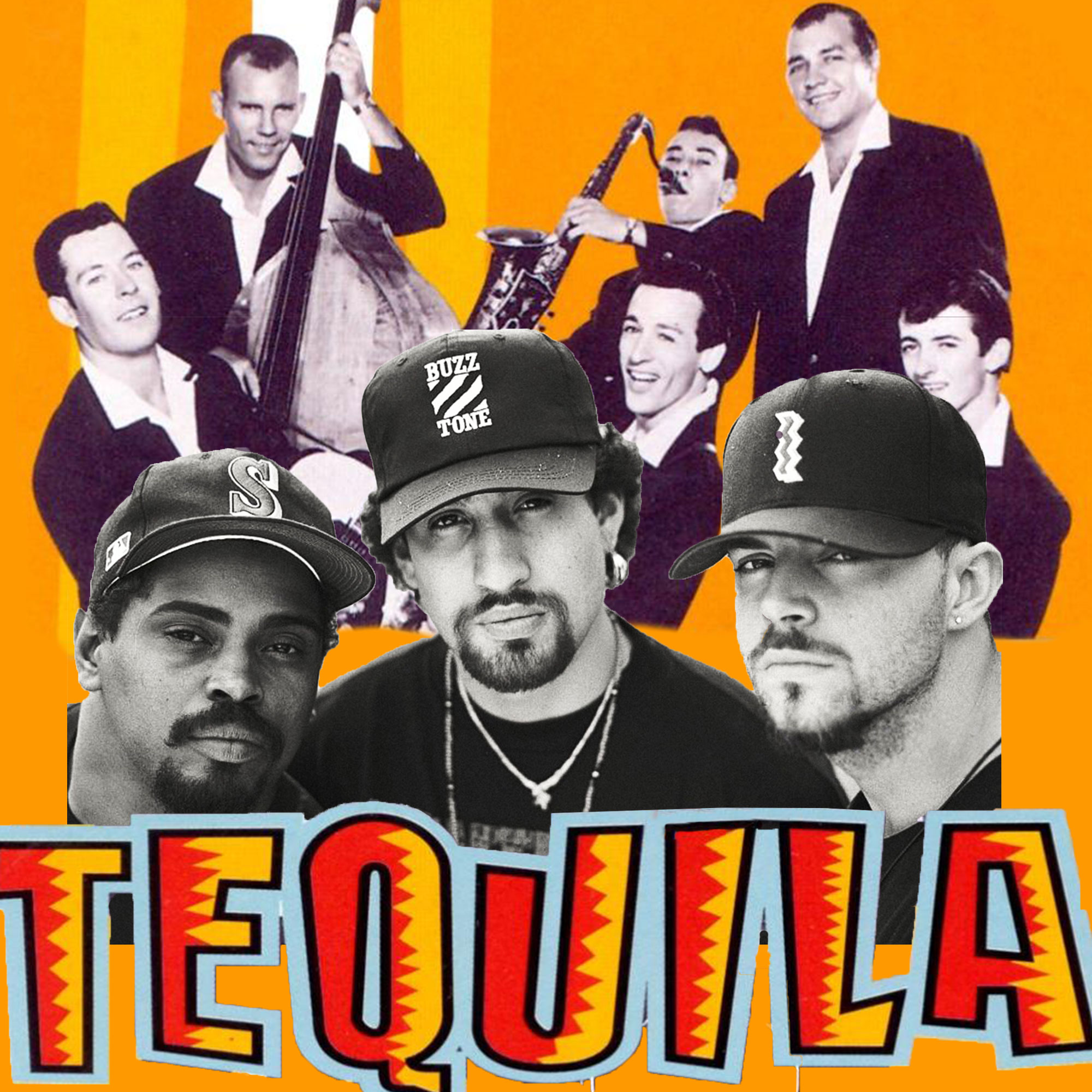 Tequila In The Brain (Cypress Hill vs The Champs )