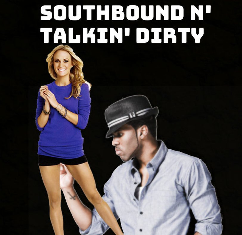 DJ BeeEss - Southbound n' Talkin' Dirty (Jason Derulo vs. Carrie Underwood)