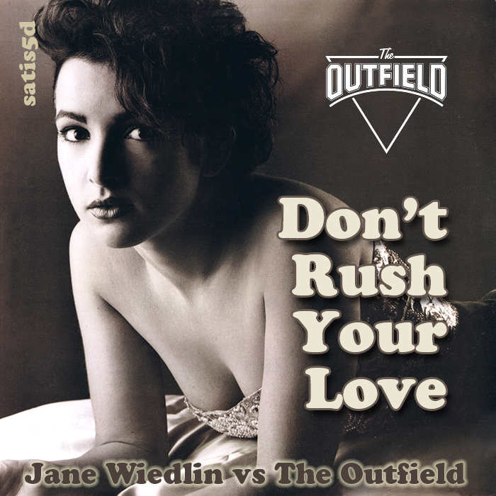 Jane Wiedlin vs The Outfield - Don't Rush Your Love