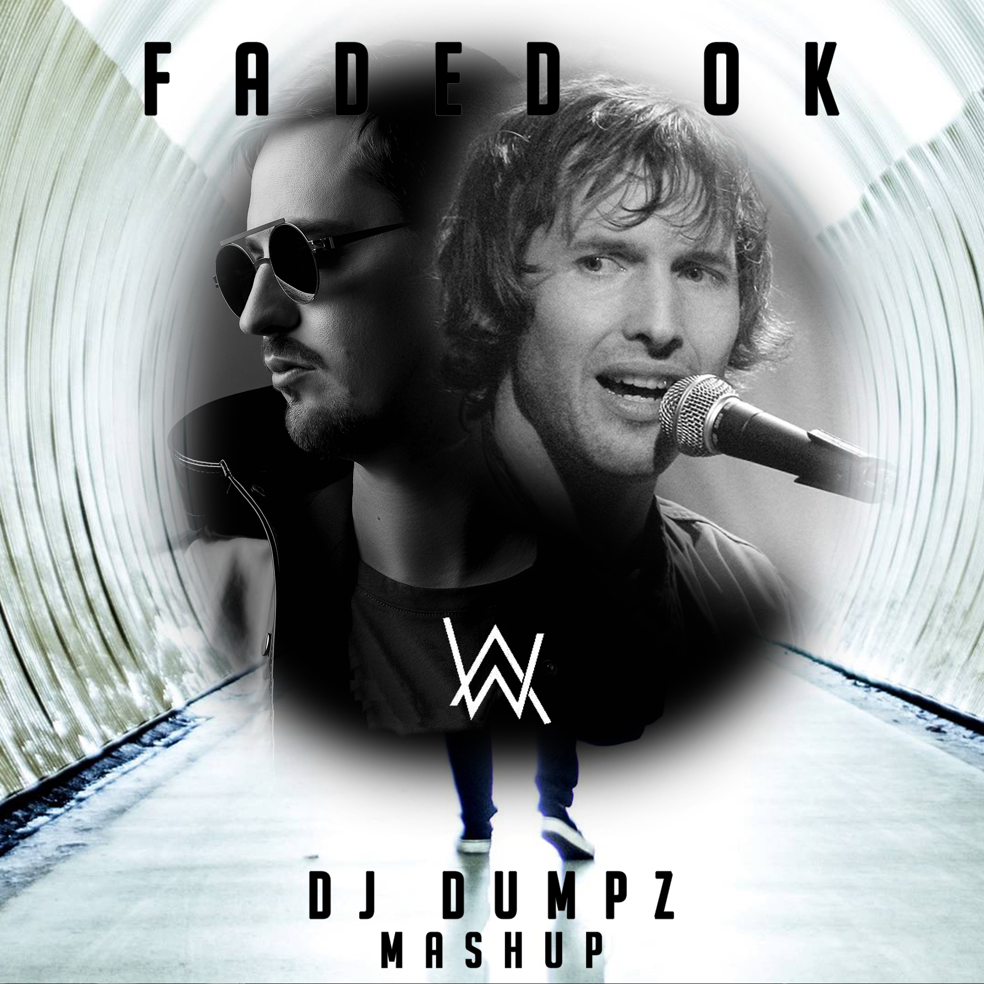DJ Dumpz - Faded Ok (Robin Schulz ft James Blunt vs Alan Walker)