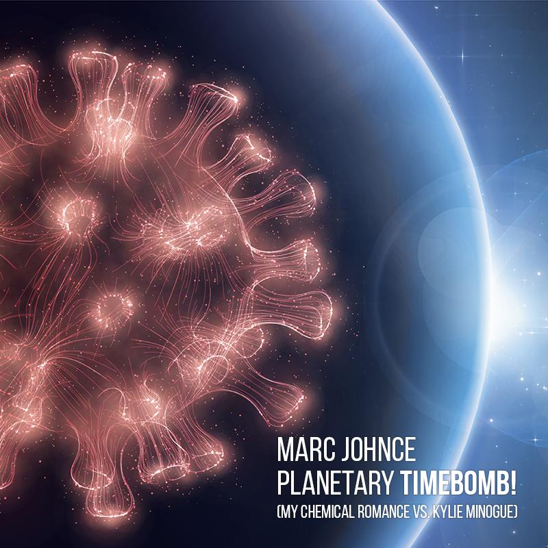 Marc Johnce - Planetary Timebomb!
